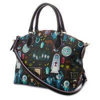 Image of Haunted Mansion Satchel by Dooney & Bourke # 3