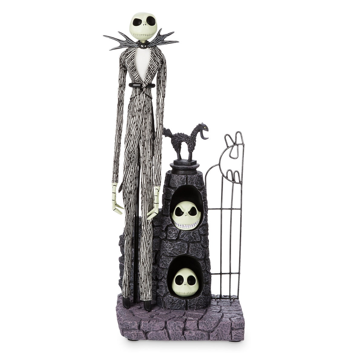 201d26b87f2 Product Image of Jack Skellington 25th Anniversary Limited Edition Doll -  The Nightmare Before Christmas