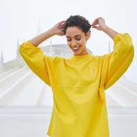 Image of Disneyland Spirit Jersey for Adults - Dapper Yellow # 2