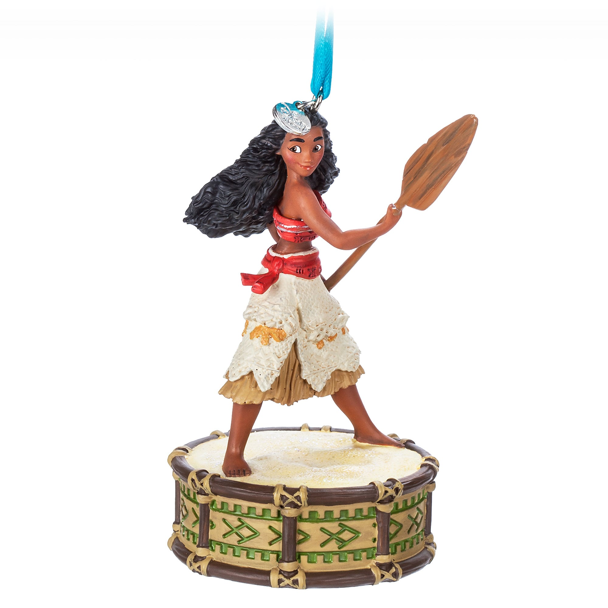 Moana Singing Sketchbook Ornament