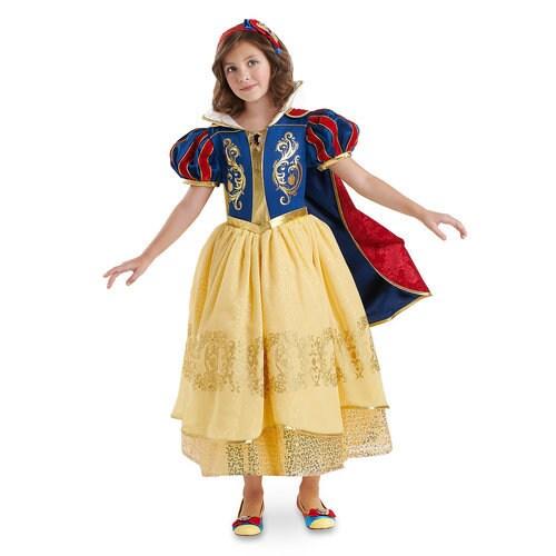 Snow White Designer Costume Collection for Kids