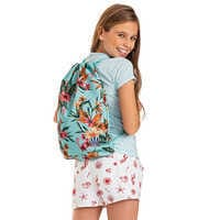 Image of The Little Mermaid Cinch Sack by ROXY Girl # 2