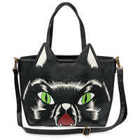 Image of Hocus Pocus Faux Leather Bag by Loungefly # 1