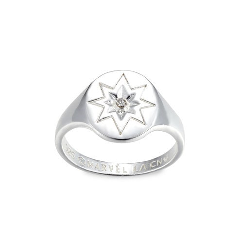 Marvel's Captain Marvel Star Ring