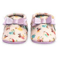 Image of Disney Princess Moccasins for Baby by Freshly Picked # 1