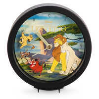 Image of The Lion King Desk Clock - Oh My Disney # 1