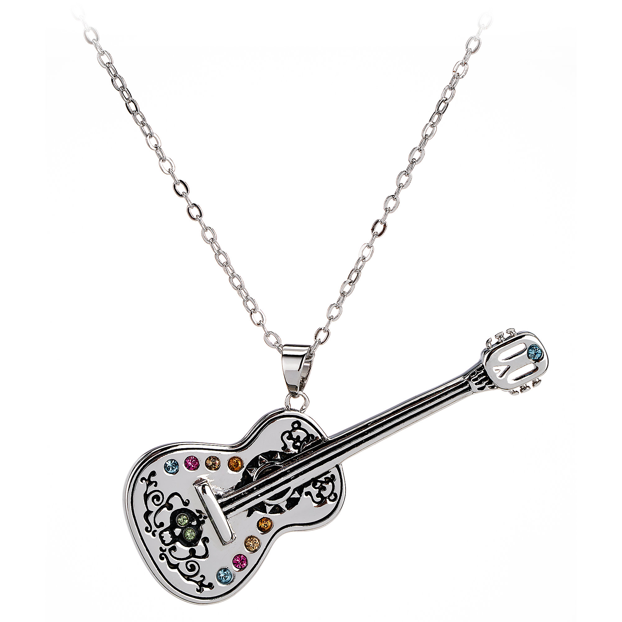 Coco Guitar Necklace by Arribas