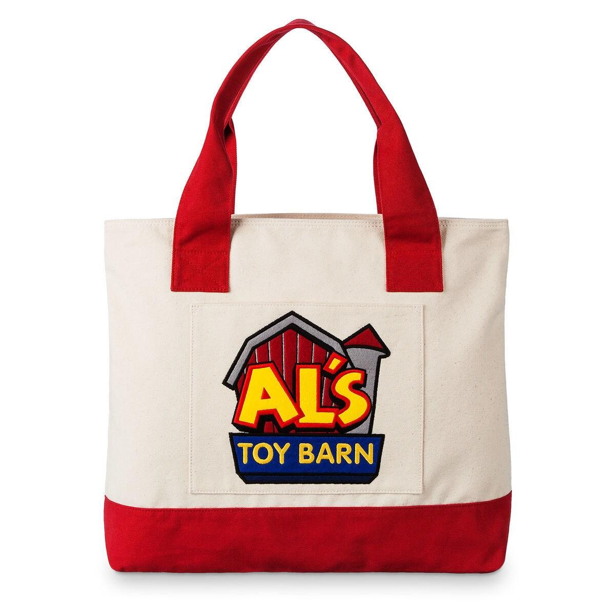 Product Image of Al s Toy Barn Large Tote Bag - Toy Story   1 e5e2a82a1c45e