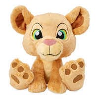 디즈니 라이온킹 날라 반팔티 Disney Nala Big Feet Plush - The Lion King - Medium - 10