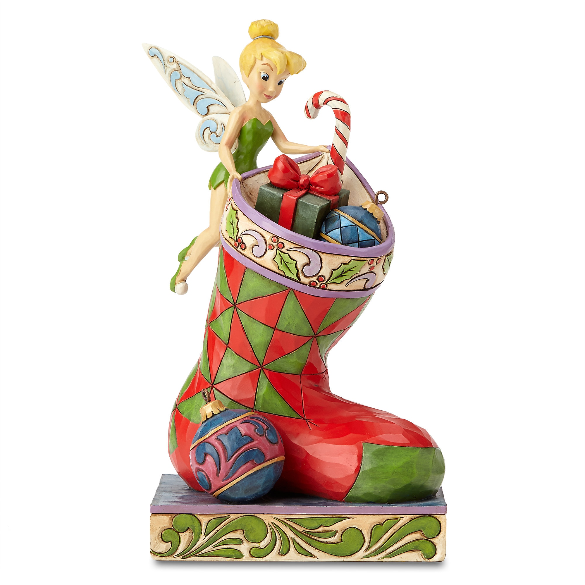 Tinker Bell ''Stocking Stuffer'' Figure by Jim Shore