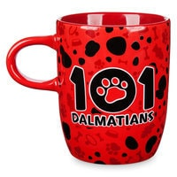 Image of 101 Dalmatians Ceramic Mug # 2