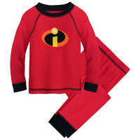 Image of Incredibles Logo PJ PALS for Kids # 1