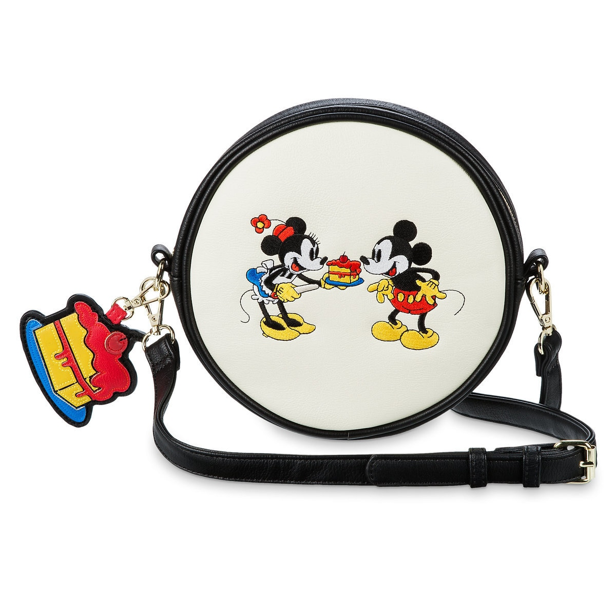 f4270a5f093 Product Image of Mickey and Minnie Mouse Crossbody Bag by Loungefly   1