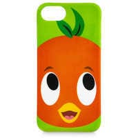 Image of Orange Bird iPhone 8 Case # 1