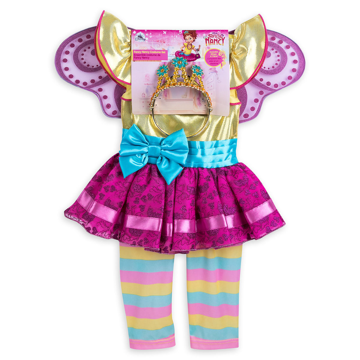 product image of fancy nancy costume set for kids 8