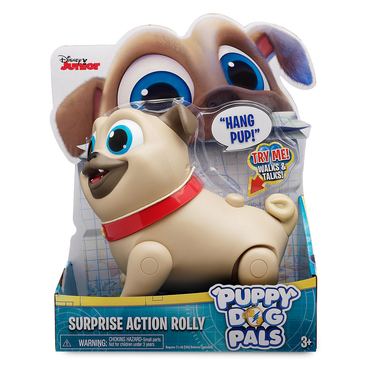 24e8d06003a Product Image of Rolly Surprise Action Toy - Puppy Dog Pals   2