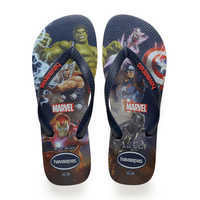 Image of Marvel Avengers Flip Flops for Kids by Havaianas # 1
