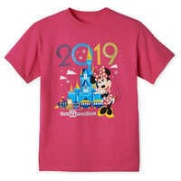Image of Minnie Mouse T-Shirt for Kids - Walt Disney World 2019 # 1
