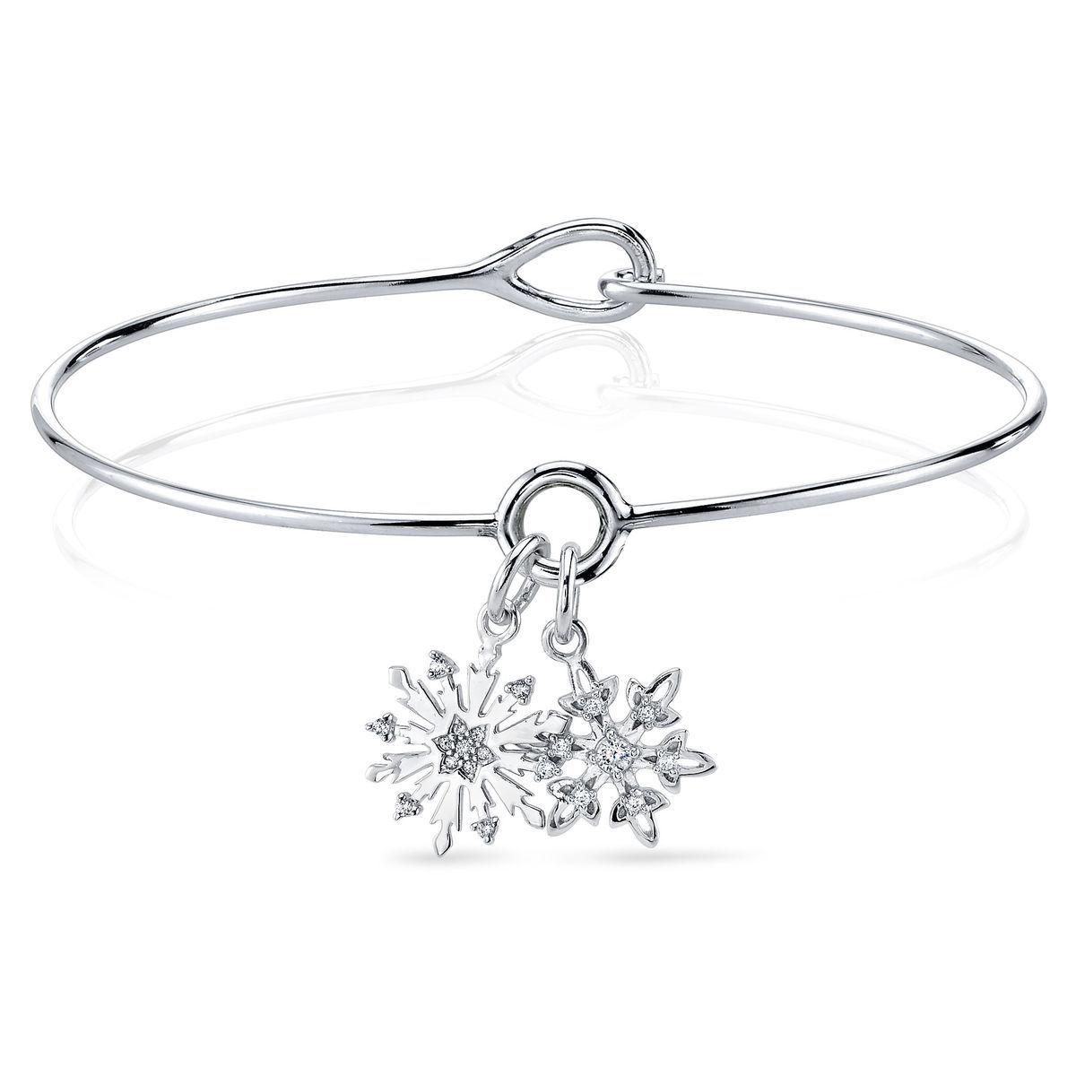 Product Image Of Frozen Snowflake Bracelet 1