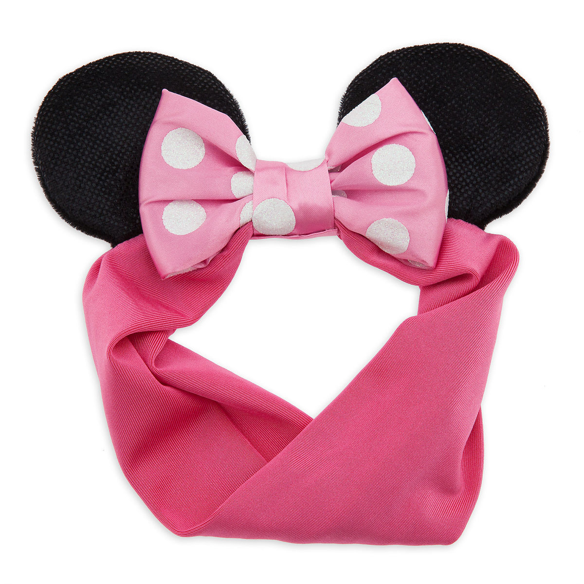Product Image of Minnie Mouse Ears Headband for Baby   1 9487f064308