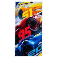 Image of Cars Beach Towel - Personalizable # 1
