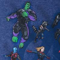 Image of Marvel's Avengers: Endgame Cast T-Shirt for Boys # 3