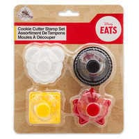 Image of Mickey Mouse Cookie Cutter Stamp Set - Disney Eats # 3