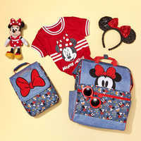 Image of Minnie Mouse Backpack # 2