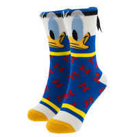 Image of Donald Duck Cupcake Socks for Kids # 1