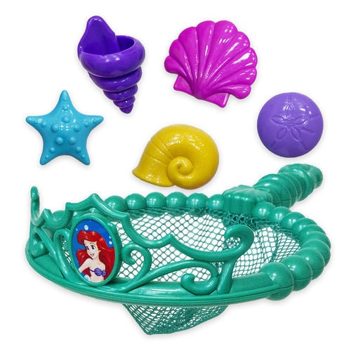 Ariel Tiara Dive and Catch Game
