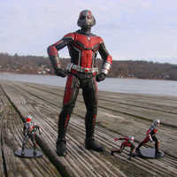 Image of Ant-Man Collector Edition Action Figure - Marvel Select # 4
