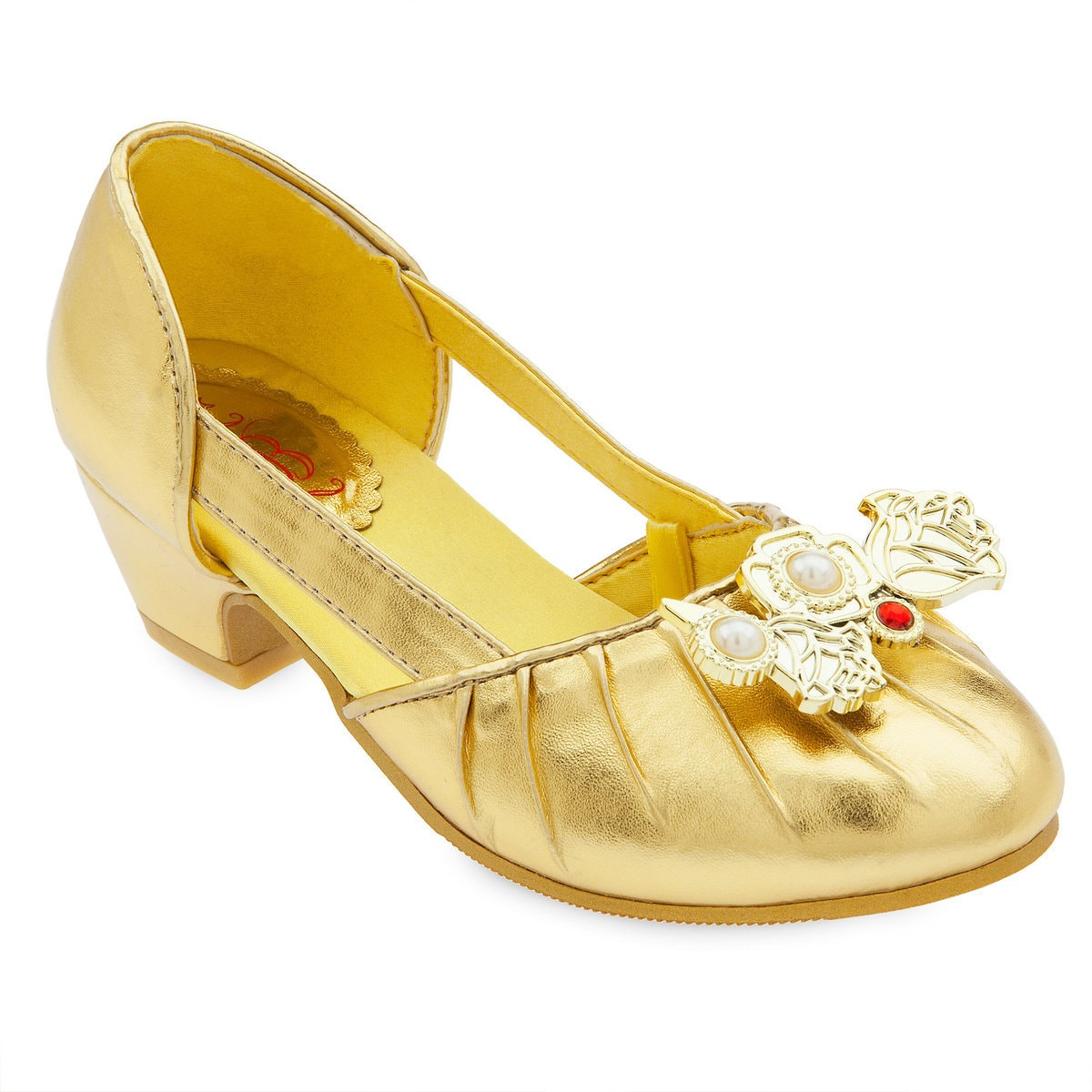 Product Image of Belle Costume Shoes for Kids - Beauty and the Beast # 1