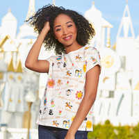 Image of Disney it's a small world T-Shirt for Women # 2