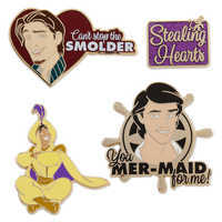 Image of Disney Prince Pin Set 1 - Oh My Disney # 1