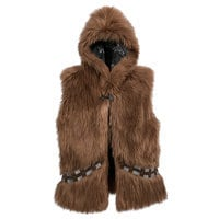 Image of Chewbacca Vest for Women by Her Universe # 1
