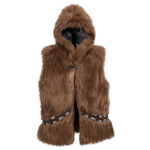 Chewbacca Vest For Women By Her Universe Shopdisney
