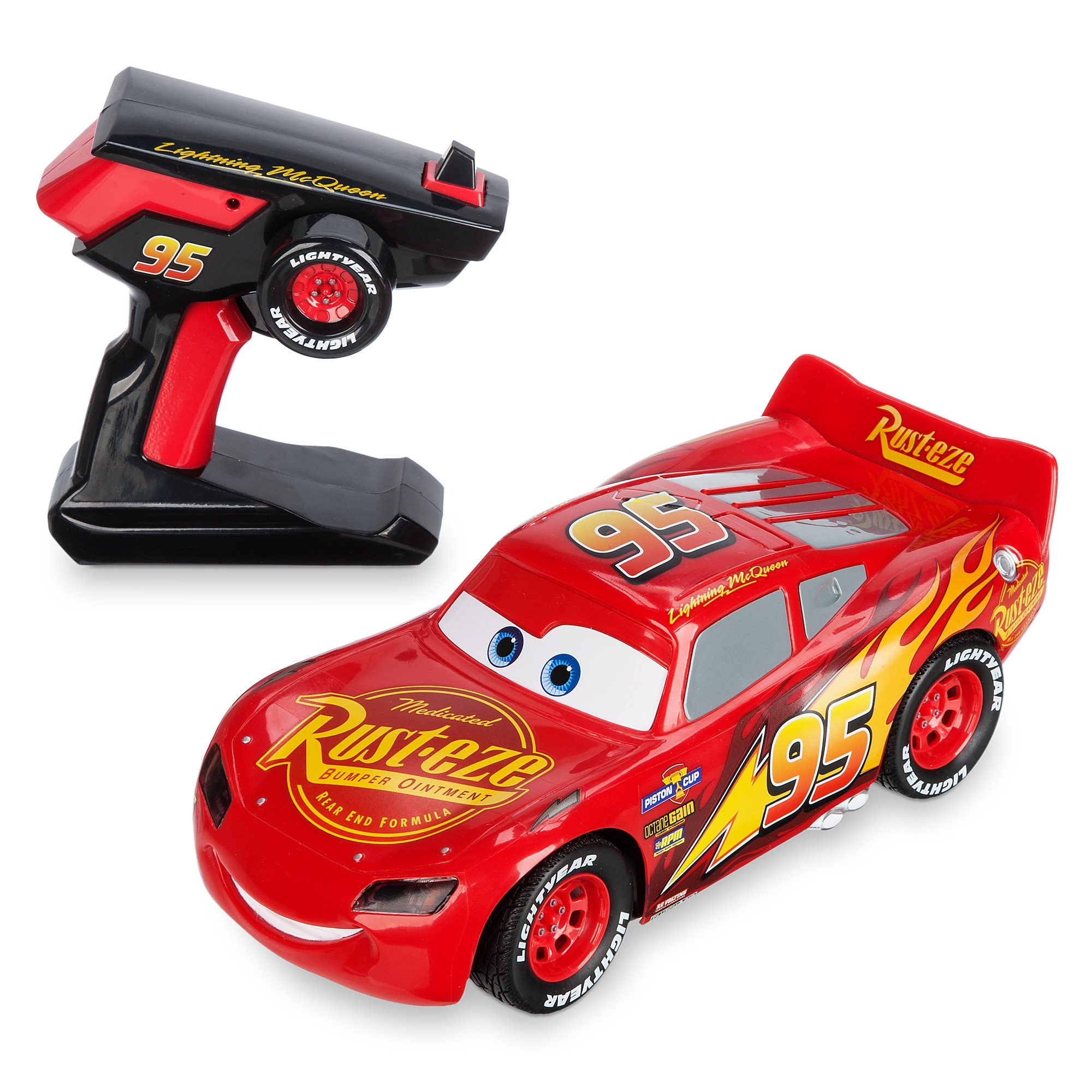 Lightning Mcqueen Remote Control Vehicle Cars