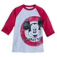 Image of Mickey Mouse Club Raglan Shirt for Kids # 1