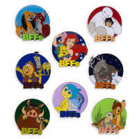 Image of BFFs Mystery Pin Collection # 1