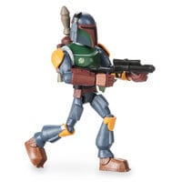 Image of Boba Fett Action Figure - Star Wars Toybox # 2