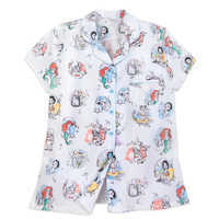 Image of Disney Animators' Collection Pajama Set for Women # 2
