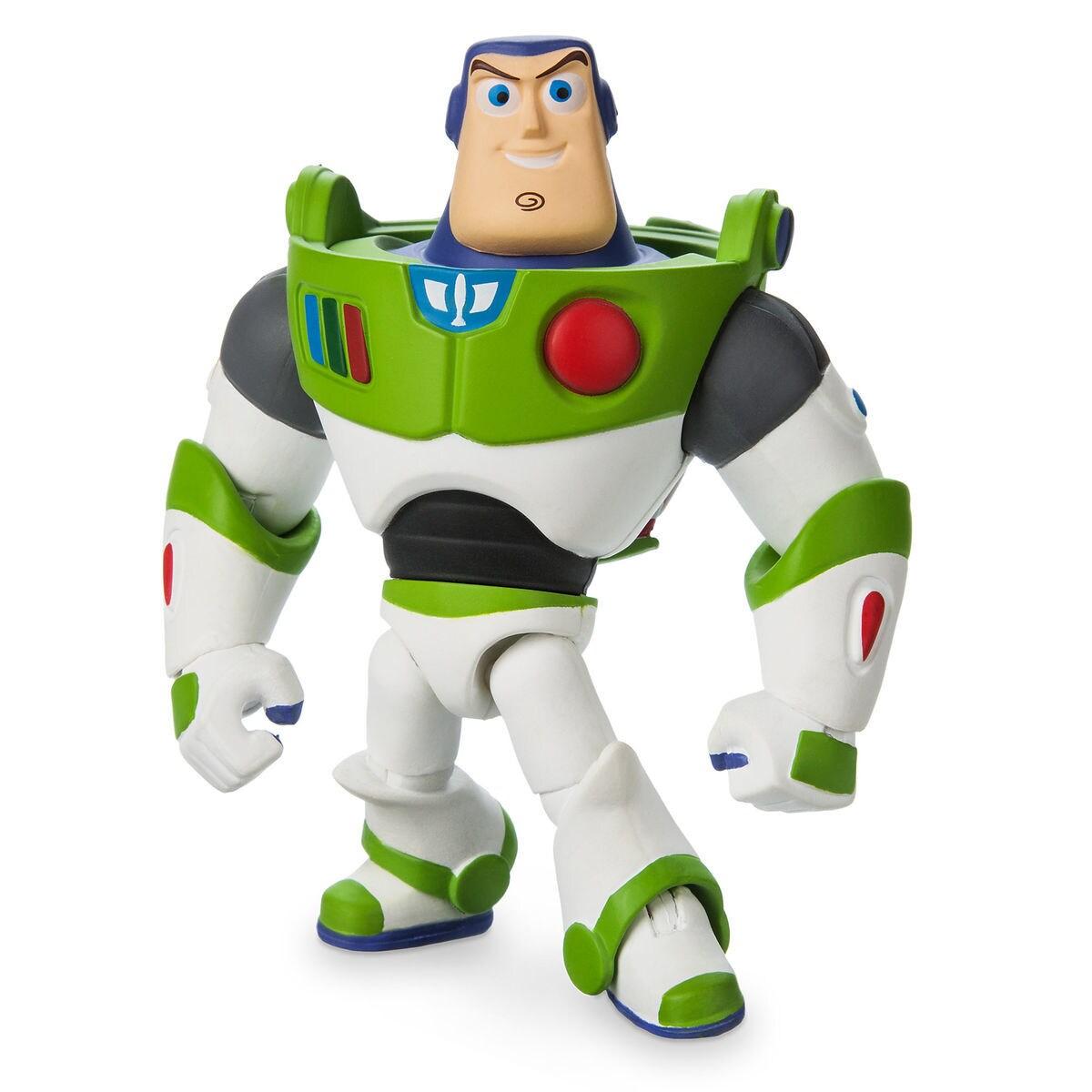 buzz lightyear action figure pixar toybox shopdisney