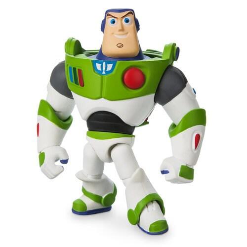Toy Story Figures : Buzz lightyear action figure pixar toybox shopdisney
