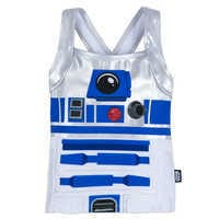Image of R2-D2 Two-Piece Swimsuit for Girls # 3