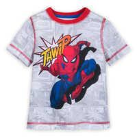 Image of Spider-Man Short Sleep Set for Boys # 3