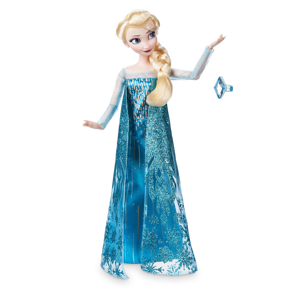 elsa classic doll with ring frozen 11 1 2 shopdisney