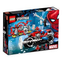 Image of Spider-Man Bike Rescue Playset by LEGO # 4