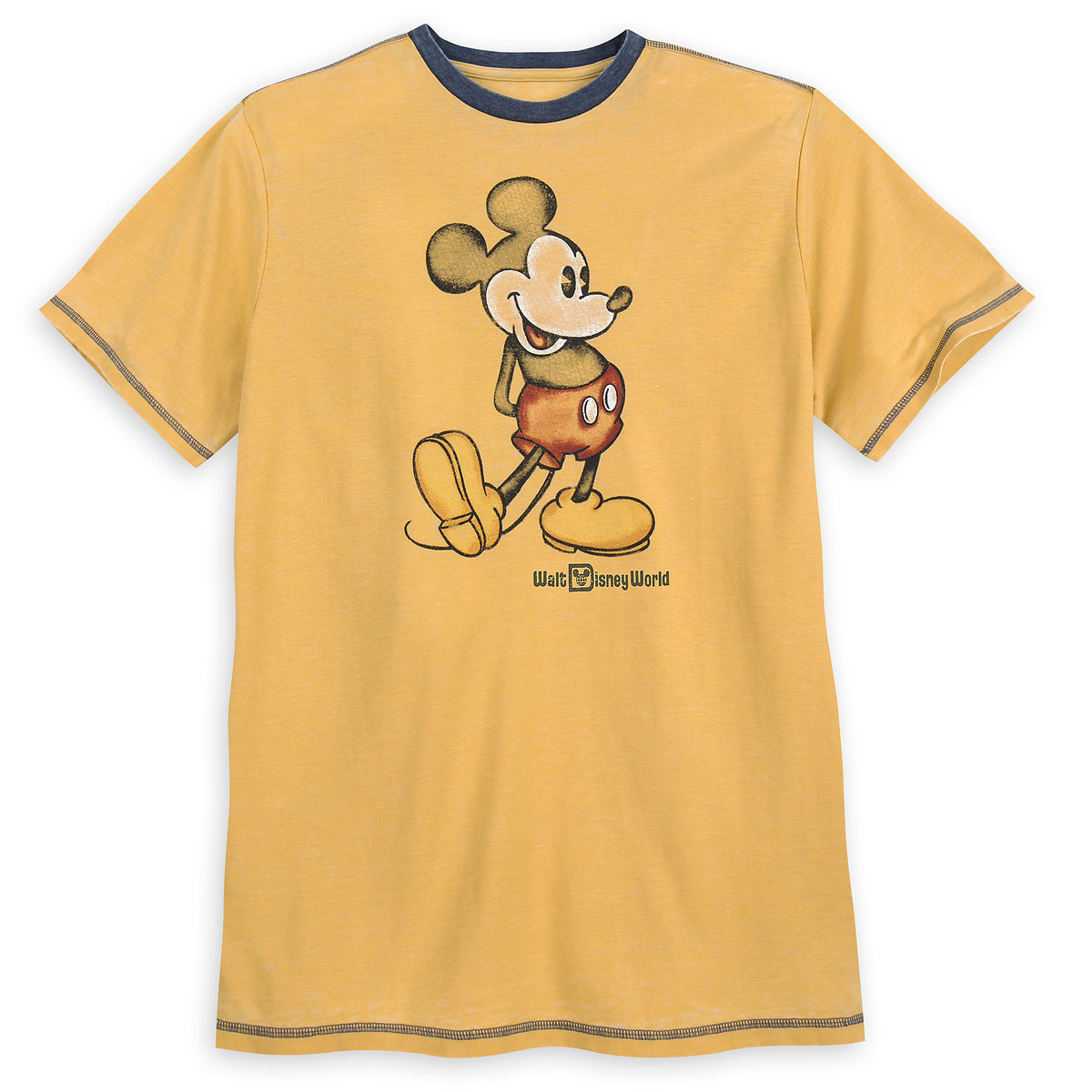 d531ac254 Product Image of Mickey Mouse Classic Ringer T-Shirt for Men - Walt Disney  World