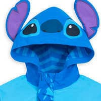 Image of Stitch Packable Rain Jacket and Attached Carry Bag for Kids # 7