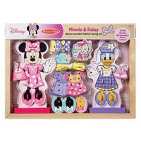 Minnie & Daisy Fashion Lacing Set by Melissa & Doug